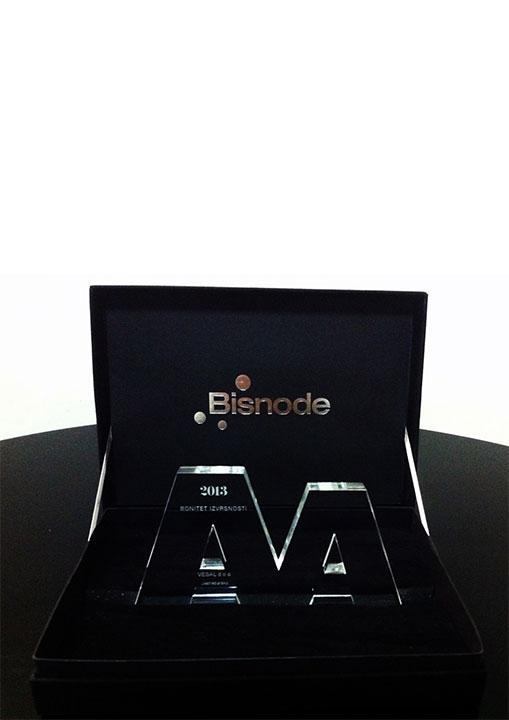 BISNODE nagrada